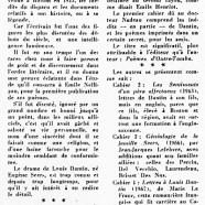«Le docteur Gabriel Nadeau revient à Louis Dantin»