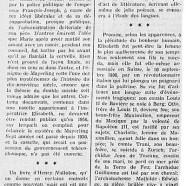 «Élizabeth d'Autriche, impératrice tragique»