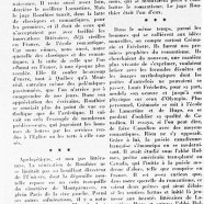 «La bataille, au Canada-Français, de classiques et romantiques»