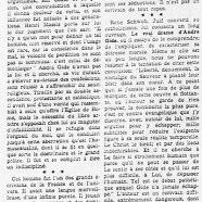 «Mort d'André Gide»
