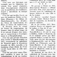 «De Monseigneur Bourget, évêque de Montréal»