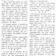 «Rôle d'Anne Hébert dans nos lettres»