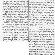«Henry-Louis Mencken, polémiste et philologue»
