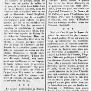 «Jacques Chastenet à l'Académie française»