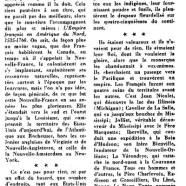 «De l'Empire français en Amérique du Nord»