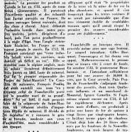 «Les vieilles forges de Saint-Maurice»