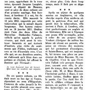 «Une amoureuse de Sainte-Beuve : Ondine Valmore»