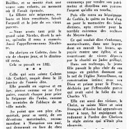 «Sainte Colette qui était de Corbie»