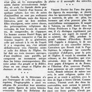 «Le grand thaumaturge Vincent Ferrier»