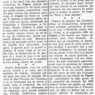 «Un journaliste d'autrefois : Nestor Roqueplan»