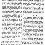 «Le Saint-Simon des Mémoires : un écrivain sans pareil»