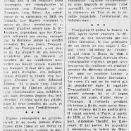 «Ivan Tourguenieff et l'âme russe»