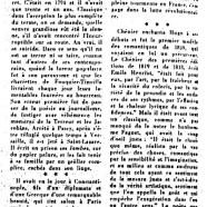 «Né à Constantinople : André Chénier»