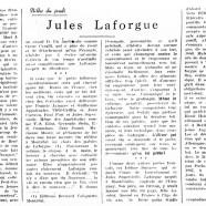 «Jules Laforgue»