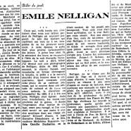 «Émile Nelligan»