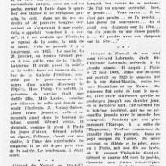«La triste fin de Gérard de Nerval»