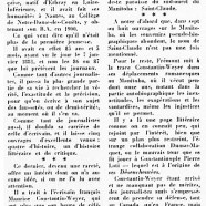 «Donatien Frémont nous quitte aussi»