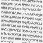 «Ernest Pallascio-Morin et la psychologie amoureuse»
