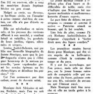 «Sainte Monique mère de saint Augustin»