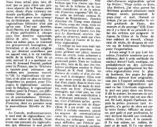 «Le régionalisme littéraire (suite)»