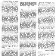 «Le régionalisme littéraire (suite et fin)»