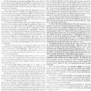 «Le Courrier ravale»