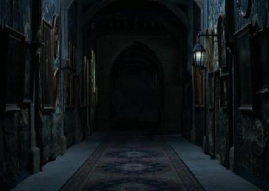 Night at Hogwarts audio atmosphere