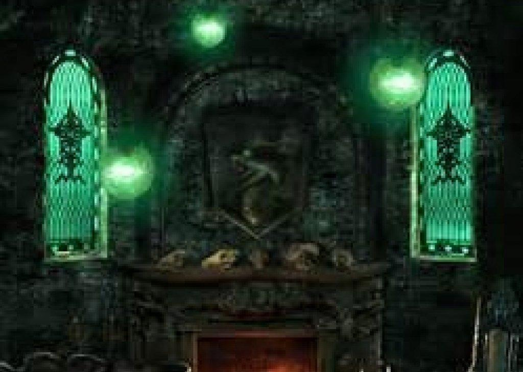 Evening In Slytherin Common Room Pt II Audio Atmosphere