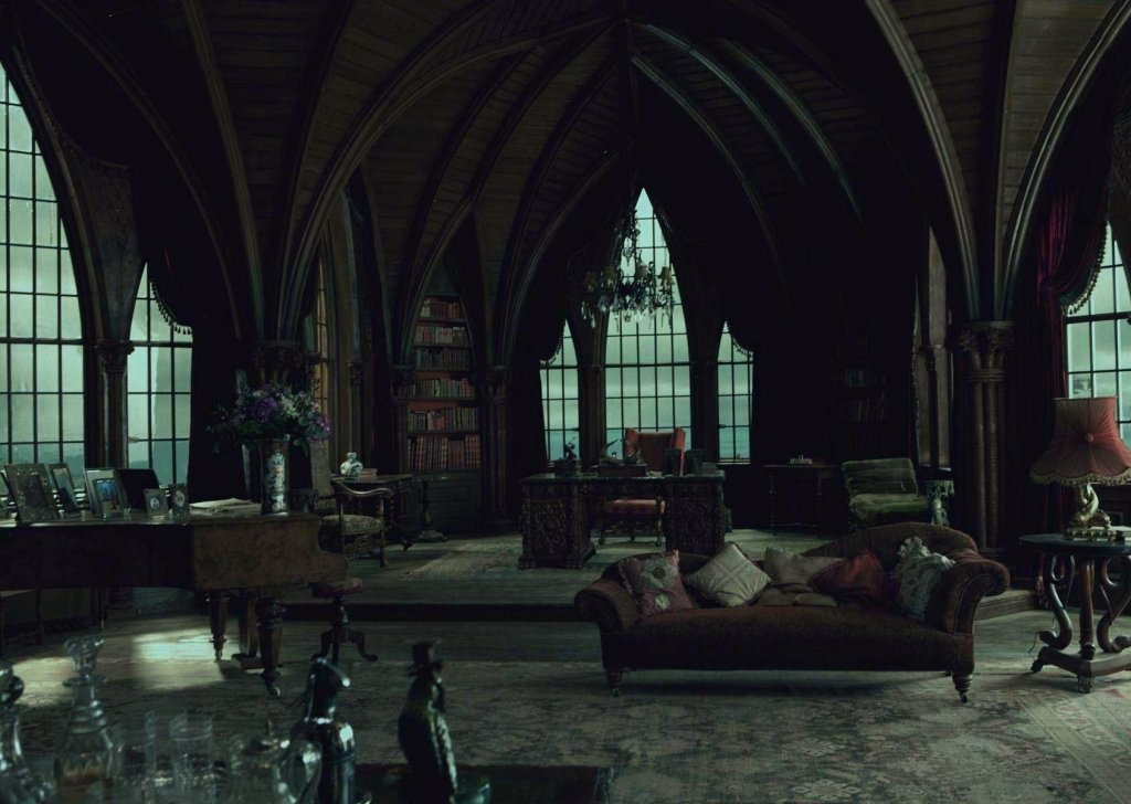 Cozy Studying Atmosphere In The Hogwarts Dungeons Audio Atmosphere