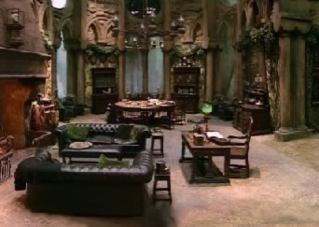 Slytherin Common RoomMorning audio atmosphere