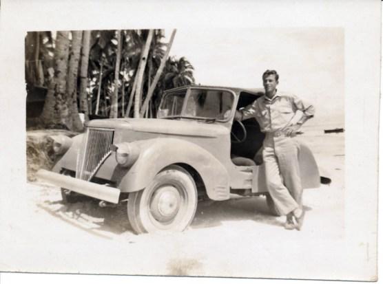 Car in Jungle