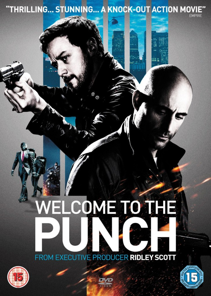 Welcome To The Punch : welcome, punch, Welcome, Punch, Harry, Escott