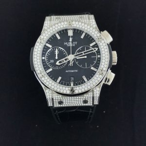 Harry Glinber Watches - Hublot Geneve