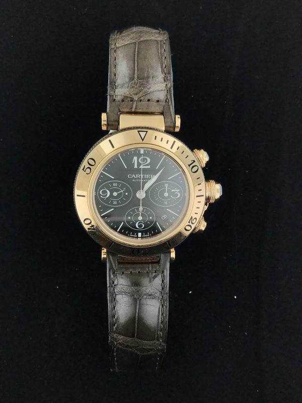 Harry Glinberg Watches - Cartier Pasha De Cartier
