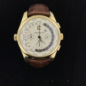 Harry Glinberg Watches - Girard-Perregaux World Time