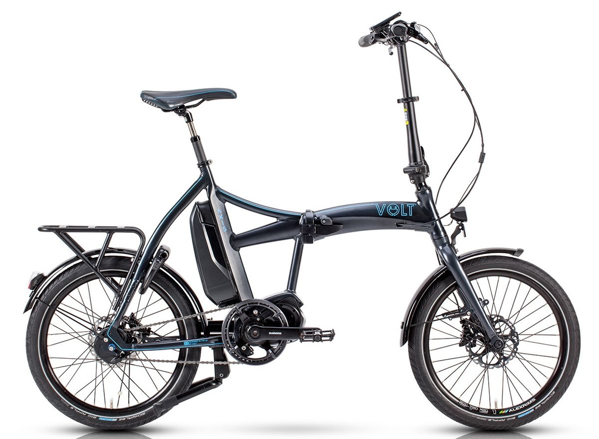 Volt Axis 00 Electric Bikes Folding