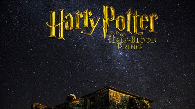 audiobook of the Half-Blood Prince