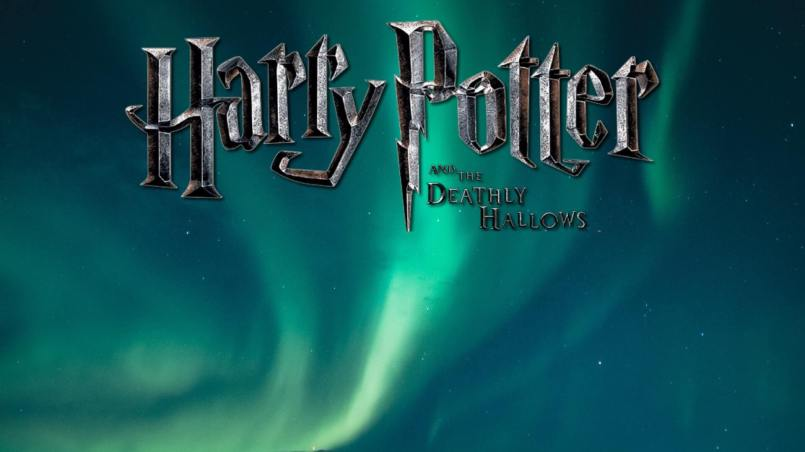audio book of Harry Potter and the Deathly Hallows