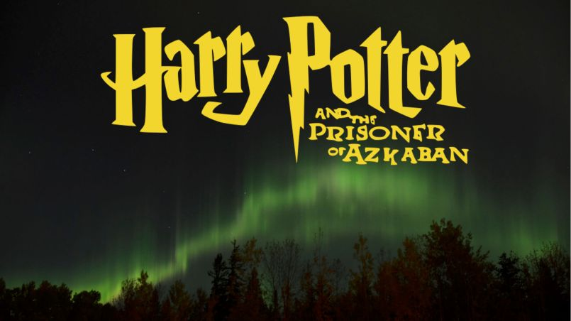 the audiobook of Harry Potter and the Prisoner of Azkaban