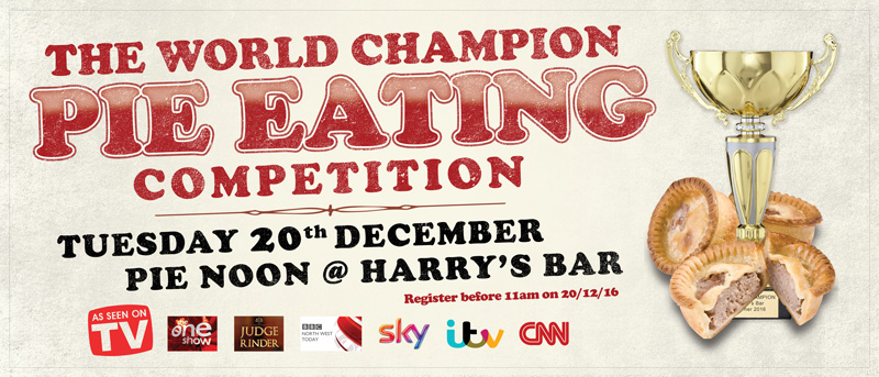 World Pie Eating Competition
