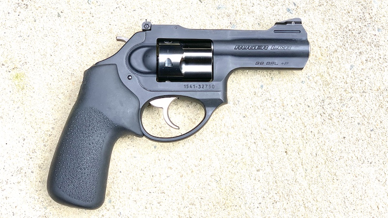 Ruger LCRx 3inch Right Overhead