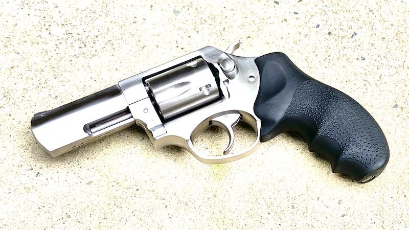 Ruger SP101 Side Shot