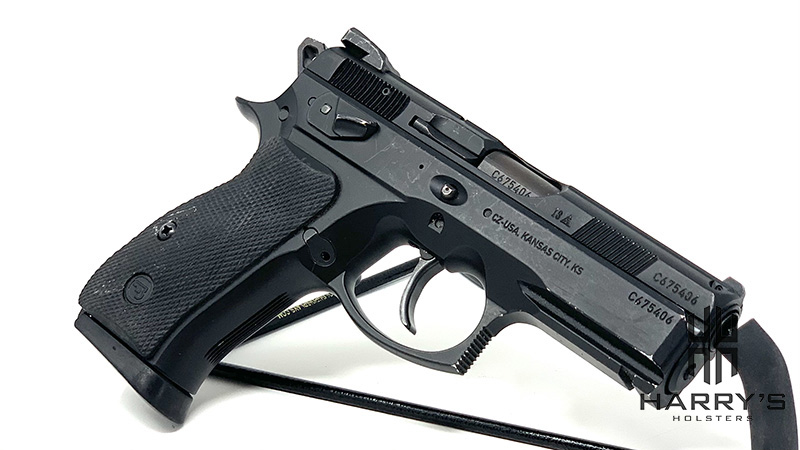 CZ P01 Omega Review   Does the Omega Trigger Have What You Want?