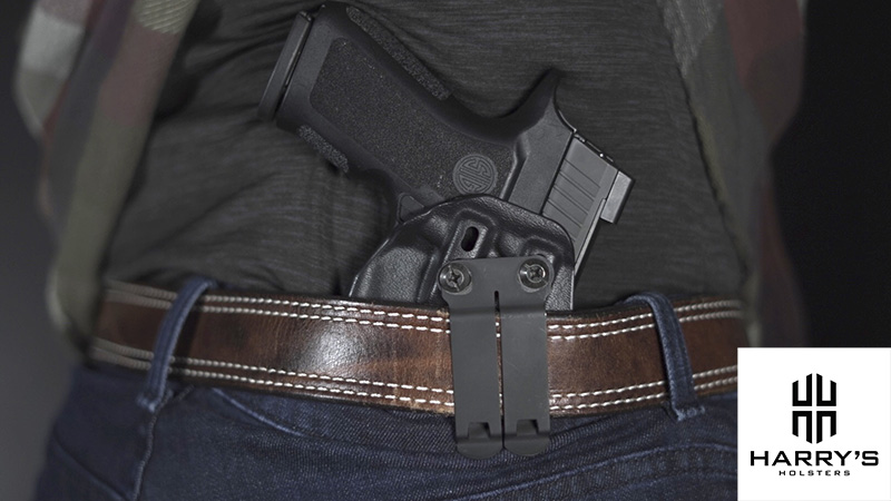 Sig P320 X Compact Holster IWB 06