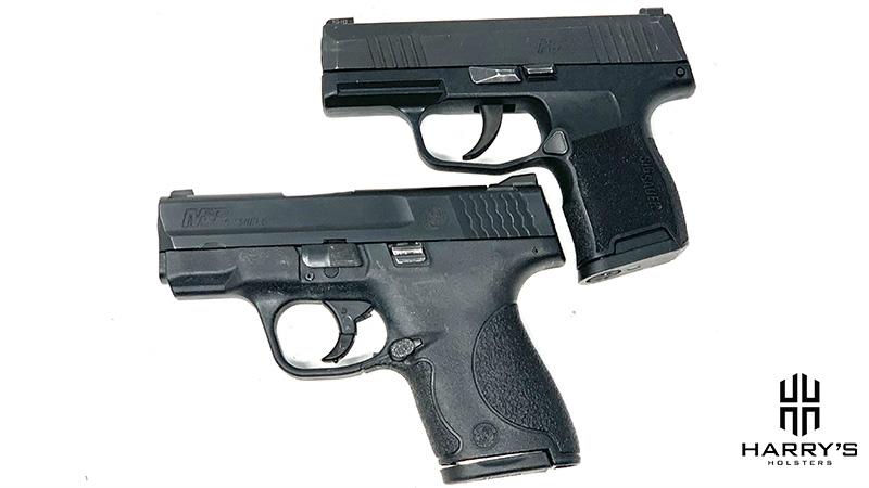 Sig P365 vs SW Shield top