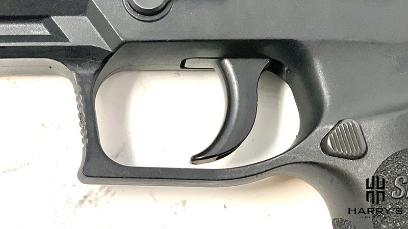Glock 17 vs Sig P320 trigger
