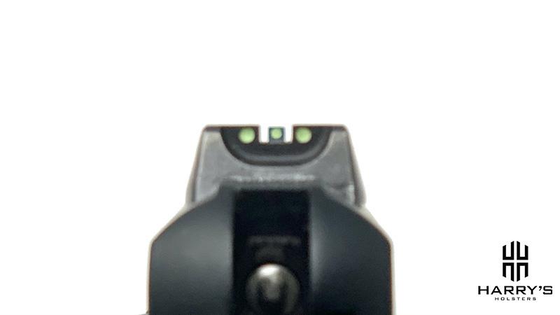 CZ 75c Sight Picture