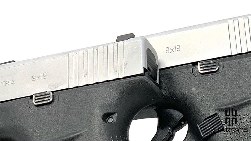 Glock 43x vs Glock 48 controls