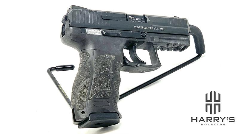 HK P30 Right Rear