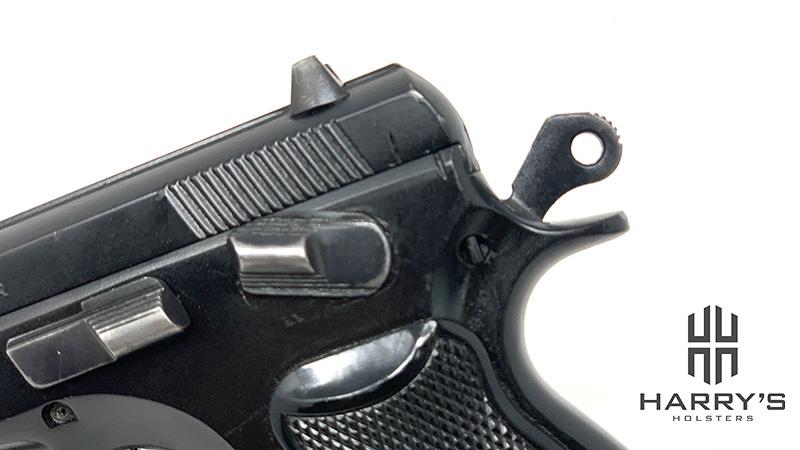 CZ 75 Pre B Safety